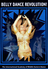 Belly Dance Revolution DVD Belly Dancing Show Video