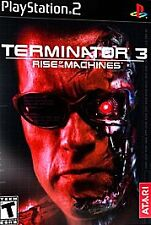 Terminator 3: Rise of the Machines (Sony PlayStation 2, 2003)