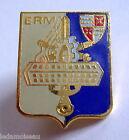 Insigne pins militaire ERM, Etablissement régional du matériel: 20 x 15 mm.