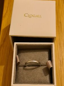 Welsh gold clogau ring