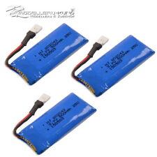 3x Lipo Akku 500mAh 1s 3,7V 25C für Hubsan H107 X4