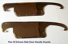 Universal Drivers Side 2 (Door Handle Guard) Prevents Marring Of Paint From Keys