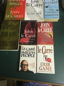 John Le Carre Book Bundle