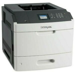 Lexmark MS817dn colour printer heavy Duty office and home Excellent-warranty