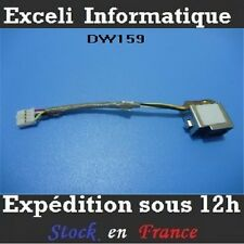 hp pavilion DV3-1000 DV3-2000 DV3-3000 power dc jack input socket and cable