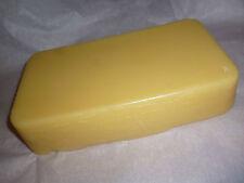 Premium, organic, food grade, skin safe BEESWAX - 1 kilo. Apiarist direct.