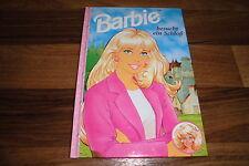 BARBIE BESUCHT ein SCHLOß -- Bilderbuch von Horizont Verlag 1998