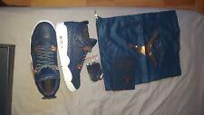 Nike Air Jordan 4 Retro Pinnacle Obsidienne Bleu marine UK 11.5
