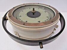 Vintage CASSENS & PLATH ship's Water Compass - SHIP'S 100% ORIGINAL - Brass(870)