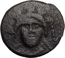 CHALKIS in EUBOEA 290BC Hera Eagle Serpent Authentic Ancient Greek Coin i48798