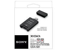 SONY QDA-SB1 J [XQD card reader with tracking