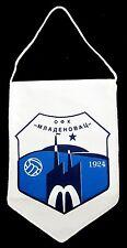 OFK Mladenovac Serbia Football Club Ex Yugoslavia Pennant Flag Wimpel 1980s