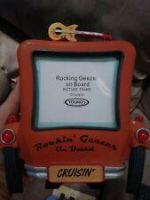 Rockin Rocking Geezer On Board Picture Frame Birthday Cruising Guitar 3D