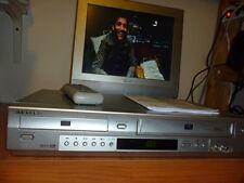 VIDEOREGISTRATORE VHS LETTORE DVD COMBO SAMSUNG SV-DVD640  + telecomando manuale