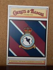 Royal Air force 240 operational conversion unit Crests & Badges of th services