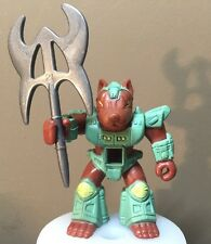Battle Beasts - Danger Dog - #21 - Complete With Rub and Accessories