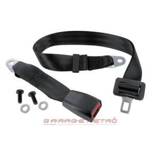 Citroen 2CV Dyane Belt Safety Rear Seat Belt Ceinture Ar