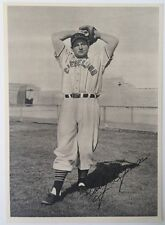1950 Cleveland Indians Team Issued Photo Pack