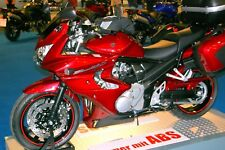Peinture carrosserie: ROUGE CANDY tri-couche SUZUKI YHL CANDY SONOMA RED