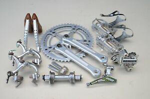 Rare Suntour Superbe First gen mixed 2nd gen group sets  / Racing/ Road bike