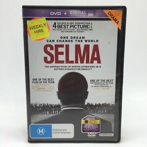Selma (DVD, 2014) Regions 2&4 With David Oyelowo In Very Good Condition