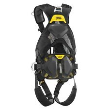 Petzl VOLT WIND fullbody harness with back protection with OXAN TRIACT C72WFA0C