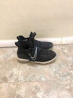 NIKE LEBRON XIV 14 GS black ice basketball shoes sz 6y