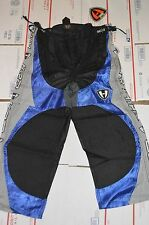 Hyper TITANIUM  roller hockey pants JUNIOR  LARGE  BLUE/BLACK/GRAY BRAND NEW
