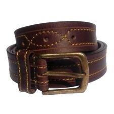 Cinturones de hombre en color principal marrón Talla 100