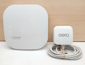 EERO Pro 2nd Generation AC Tri-Band Mesh Router White B010001 - Fast Shipping!.