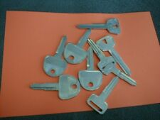 SUZUKI Motorcycle and ATV Keys CUT TO YOUR NUMBER or CODE Ignition Switch