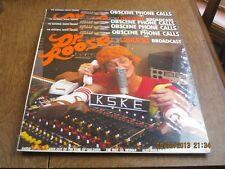 4 lp lot    adult comedy  Dr. Roose Obscene Phone Calls  LP   SEALED   sw121