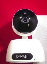 IP Camera Surveillance Security Baby Monitor 2-Way Audio New White/Black
