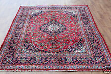 Traditional Vintage Wool Handmade Classic Oriental Area Rug Carpet 300 X 200 cm