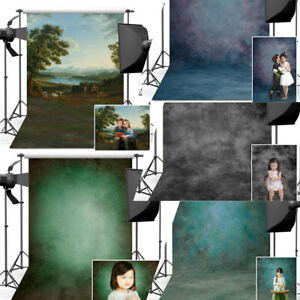 Oil Painting Photo Photography Props Background Cloth Backdrop Kids Adult Studio