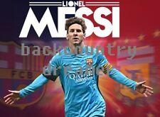ZA141 LIONEL MESSI Soccer Star Sport Poster Hot 40x27 36x24 18inch