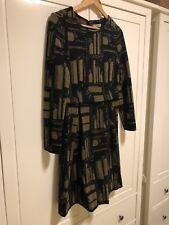 Orla Kiely Wool Dress Size 12