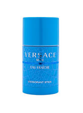 Versace Man Eau Fraiche by Versace Deodorant Stick for Men 2.5 oz Brand New