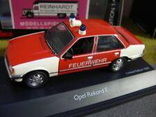 1/43 Schuco Opel Rekord E Feuerwehr 03423