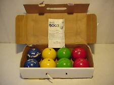 tournament grade bocce set with eight balls - Bocce Set