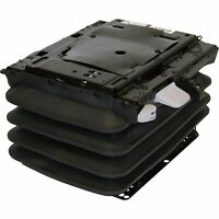 K & M Universal Grammer Air Suspension - Black, Model# 8078