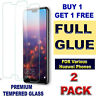 100%PREMIUM-GORILLA-TEMPERED GLASS SCREEN PROTECTOR FOR HUAWEI Honor View 10,20