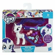 My Little Pony Twisty Twirly Hairstyles Rarity  ~New boxed