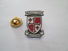a1 WOKING FC club spilla football calcio pins badge inghilterra england