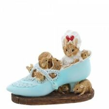 Beatrix Potter Old Woman Who Lived In A Shoe Mini Figurine A28764