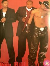 Dru Hill, Full Page Pinup