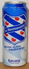 SC HEERENVEEN Soccer Team Beer can from HOLLAND (50cl)