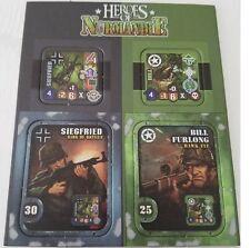 Heroes of Normandie - Shadows, Bill Furlong & Sigfried Promo Mini Expansion
