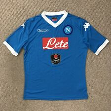 Napoli Home Kappa Football Shirt (XXXL) 2015/16