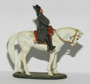 30mm Toy Solider - Napolean Bonaparte (?) on Horse